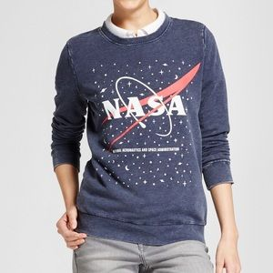 ✨2for$15✨ // Mighty Fine NASA Pullover